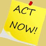 Act Now Postit Mod2